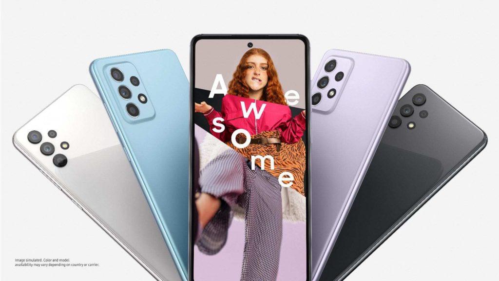 Samsung svela i nuovi Galaxy A: la fascia media non è mai stata così completa